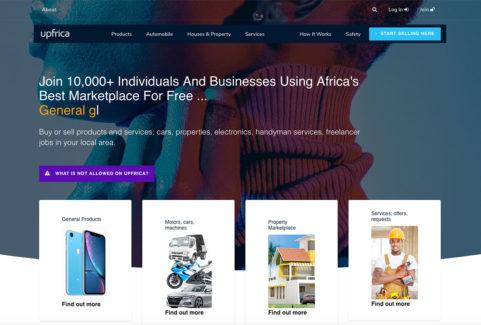 Upfrica Marketplace